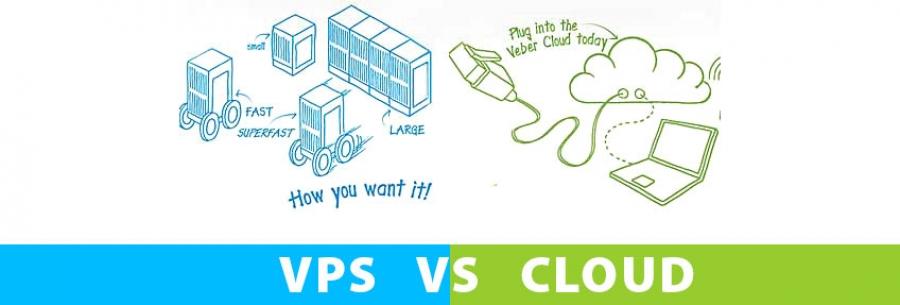 El Cloud y el VPS: las diferencias