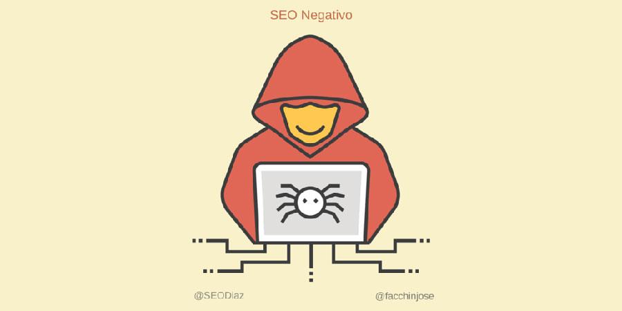 SEO Negativo ¿Cómo identificarlo y proteger tu web de un ataque?