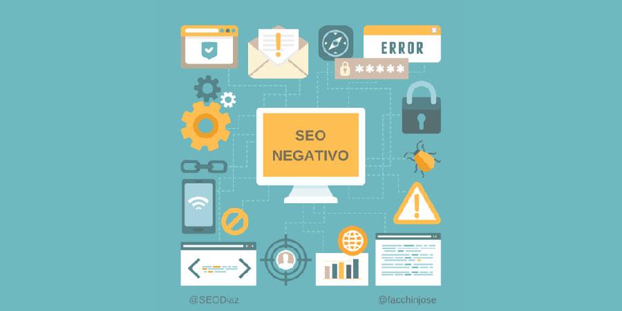 SEO Negativo ¿Cómo identificarlo y proteger tu posicionamiento web?