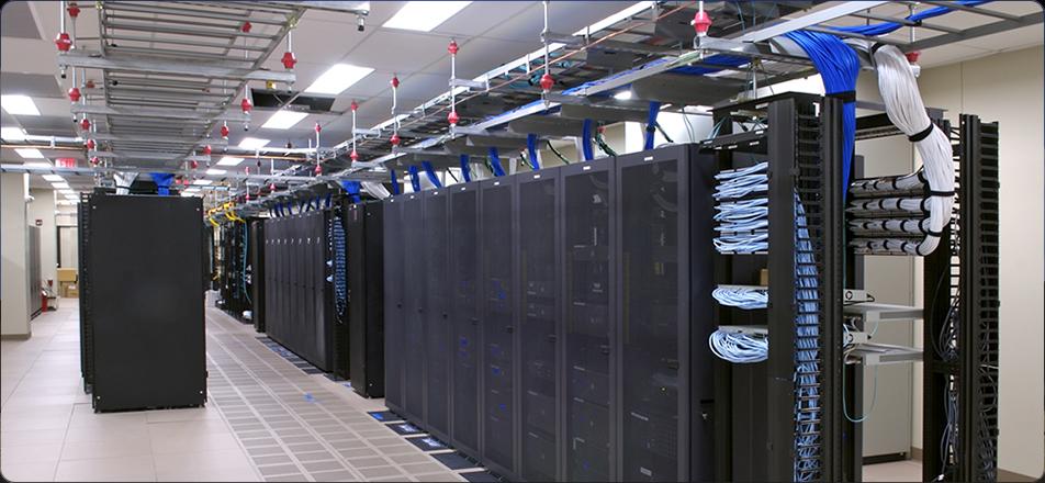 servidores hosting en data center