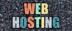 web hosting ilustracion