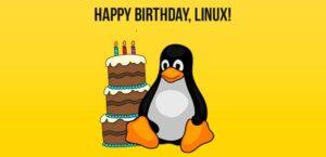 aniversario linux